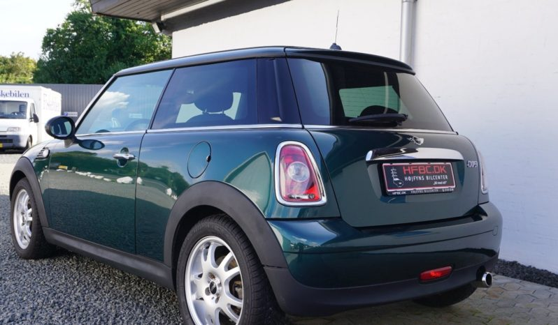 Mini Cooper 1,6 120 aut. · 3 dørs full