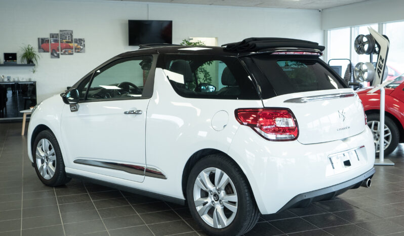 Citroen DS3 1,2 Cabrio full
