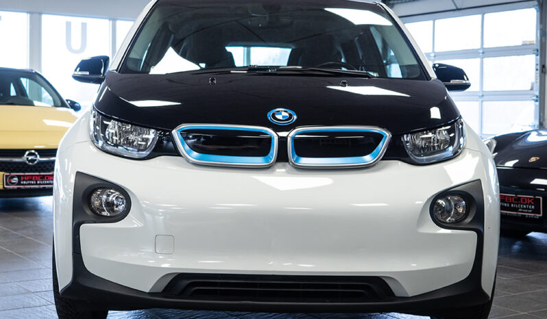 BMW i3 – elbil – 170 hk full